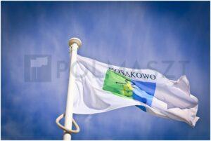 flaga gminy kosakowo